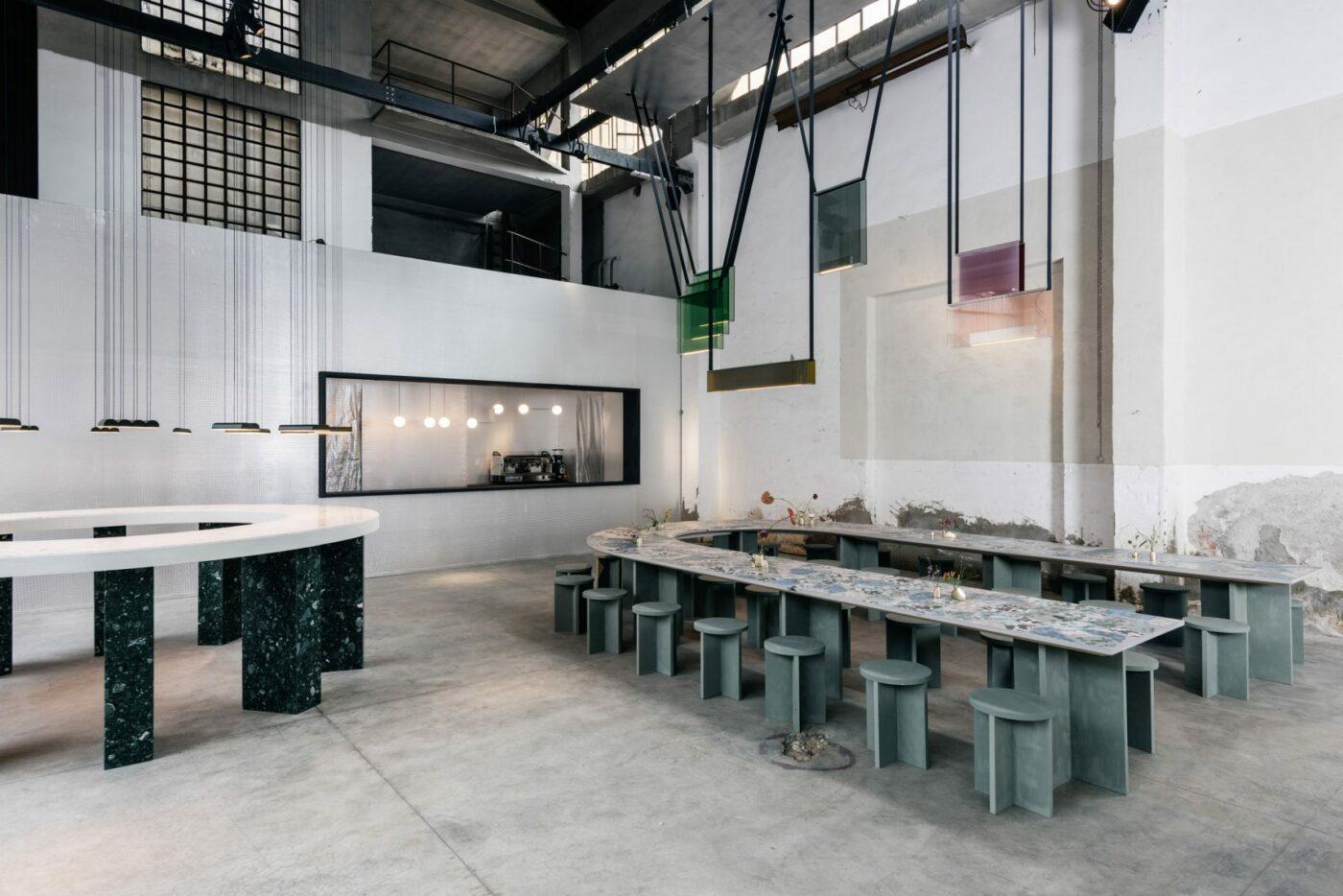 © Caffè Populaire : Bistro « anti-digital » à Milan (Ap. 2019)