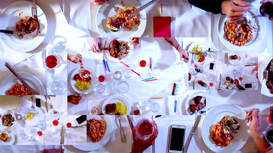 © CookBook 2019 - Esmeralda Kosmatopoulos, à (quatre) tables
