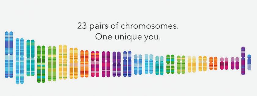 © 23andMe