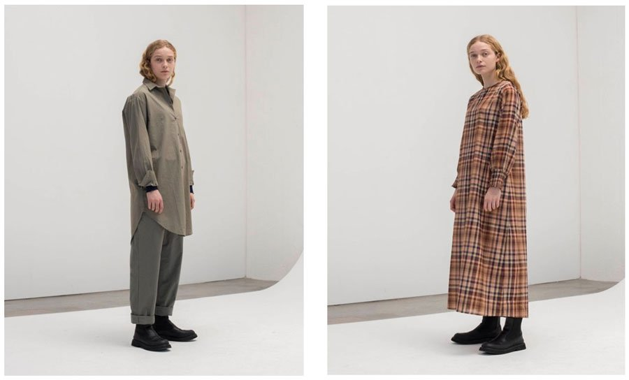 Aiayu collection FW 19