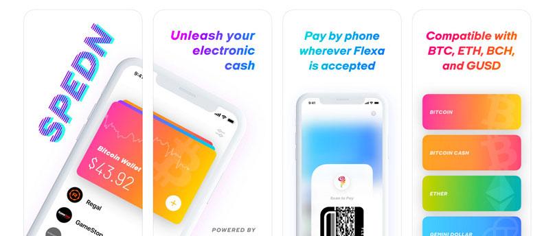 Application SPEDN by Flexa