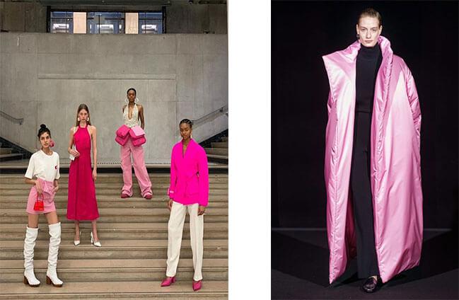 © Jacquemus – La Collectionneuse / Balenciaga – Fashion Week de Paris