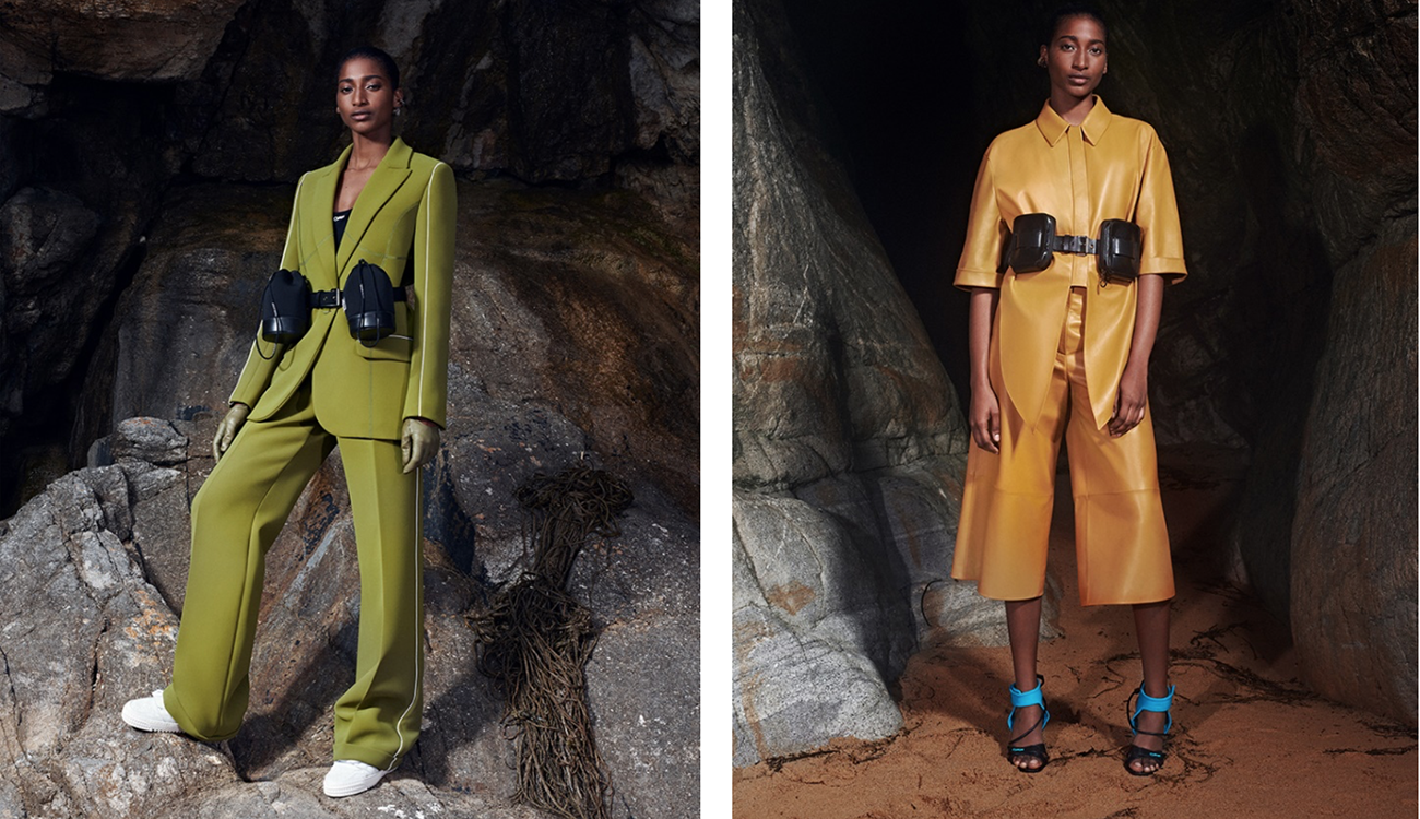 Off-White collectionWomen SS20
