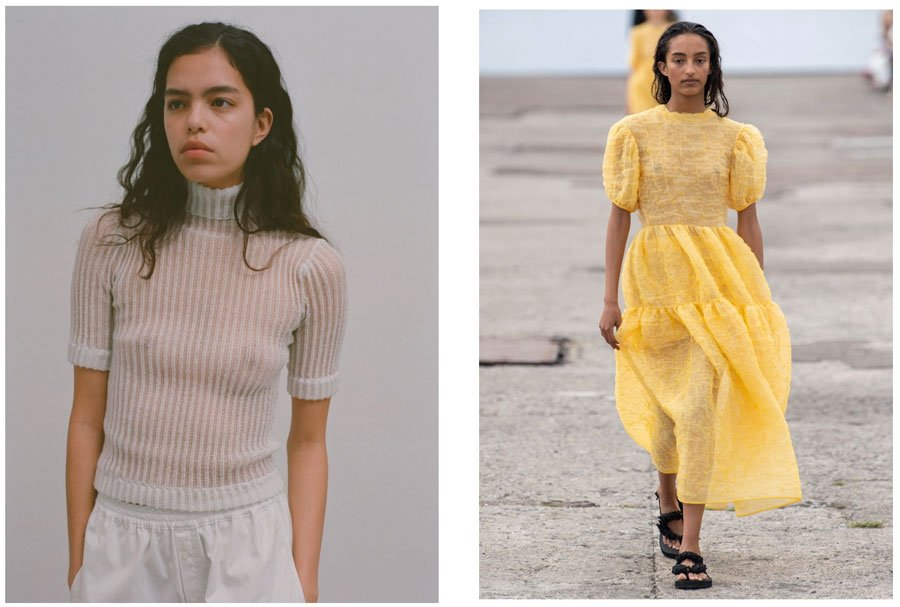 Cécilie Bahnsen, Collections FW 19 & SS20
