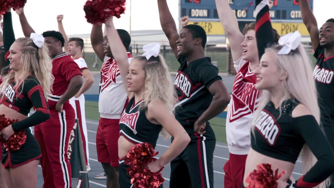 Cheer © Courtesy of Netflix