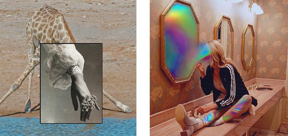 © Drink water - Emir Shiro & Rainbow – Sara Shakeel