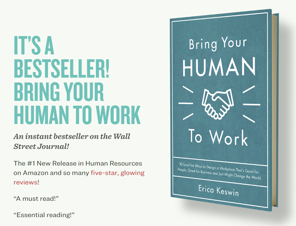 Erica Keswin - Bring your human at work