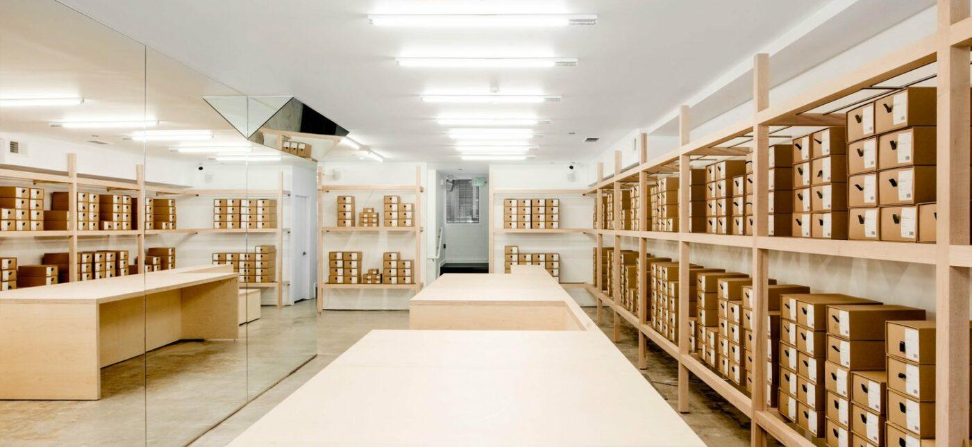Feit Store, San Francisco : Designed by Jordana Maisie Design Studio (JMDS)