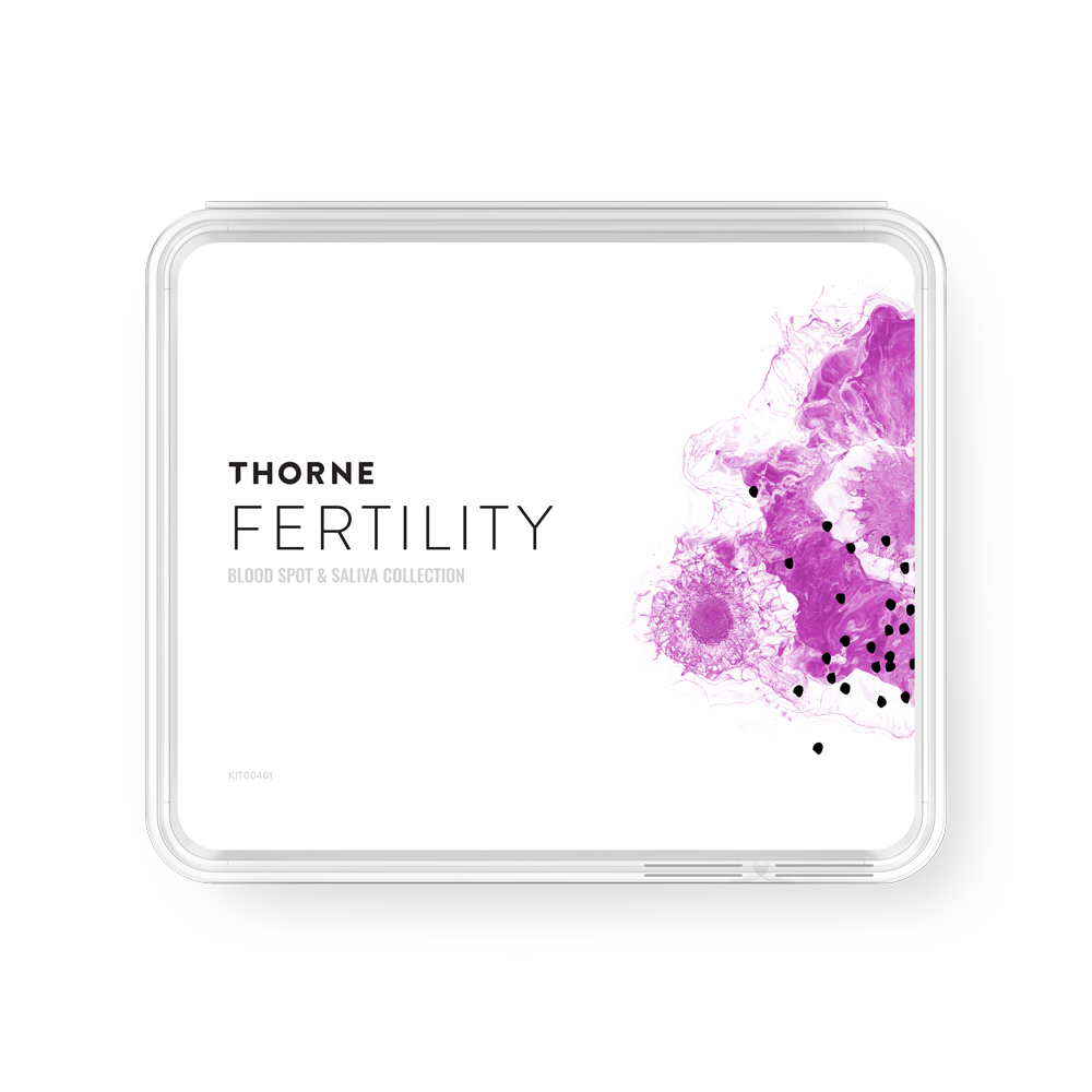 Fertility Test (Women's Health) : Thorne Research