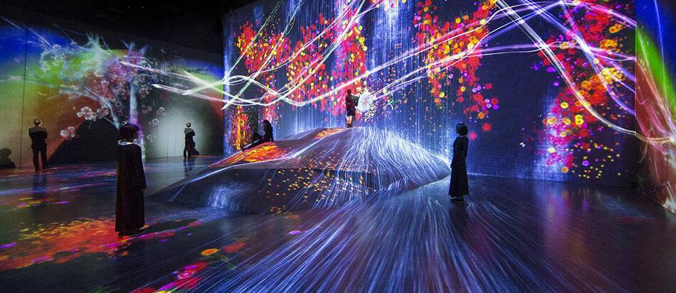 © teamLab - Tokyo's Mori Building Digital Art Museum