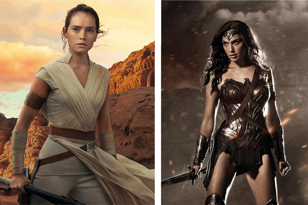 Héroïnes cinéma