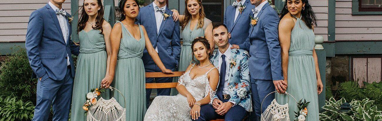 Inspirationnal Wedding from Green Wedding Shoes