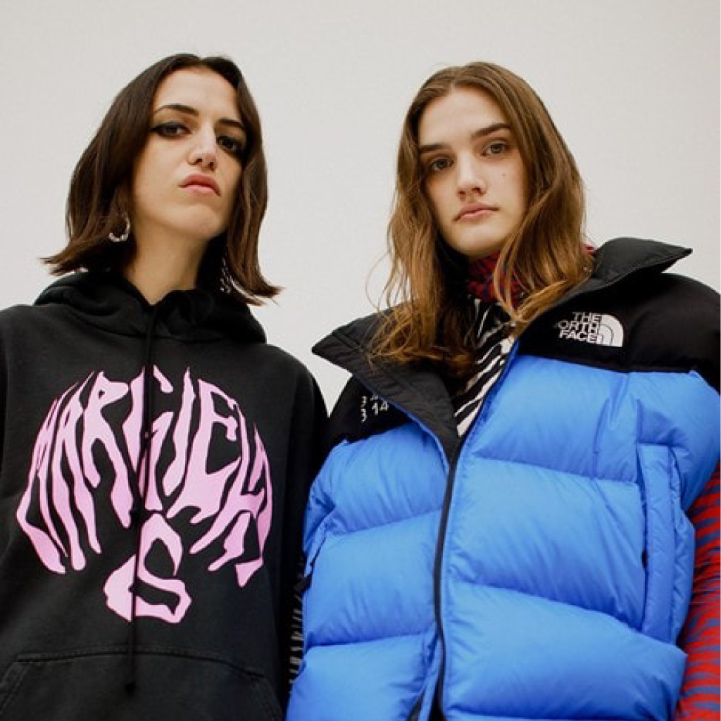 MM6 x North Face
