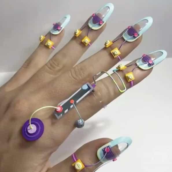 Nail Art 2.0