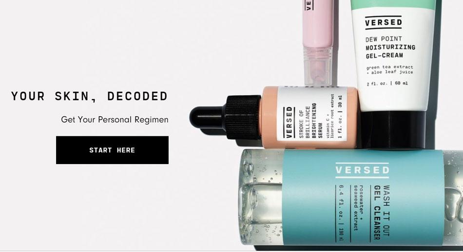 Versed (skincare)