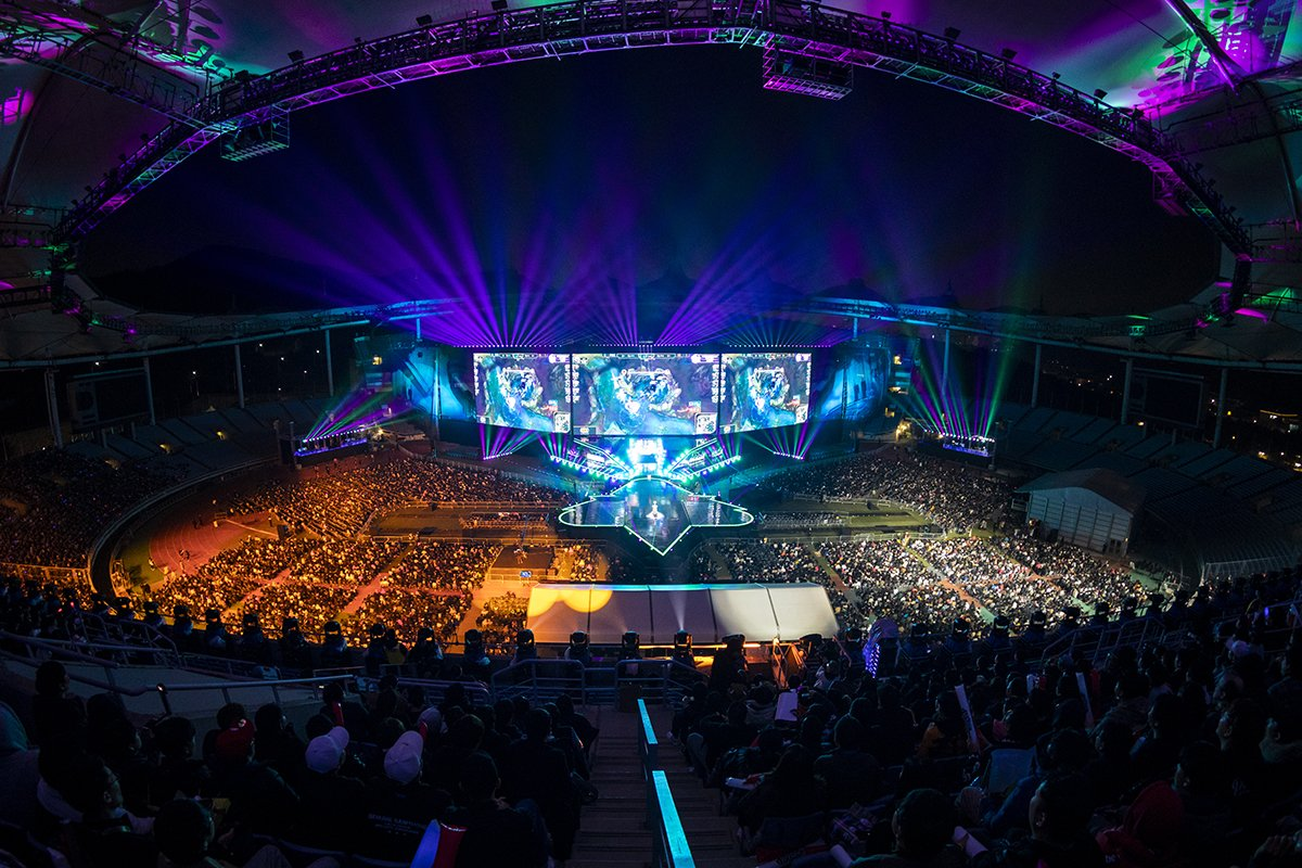WEB World - Finals 2018 - Incheon