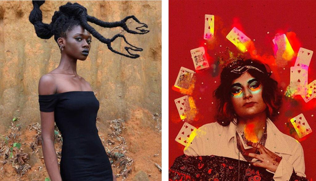 © Ed Wainaina (Kénya) & Laeticia Ky (Côte d'ivoire)