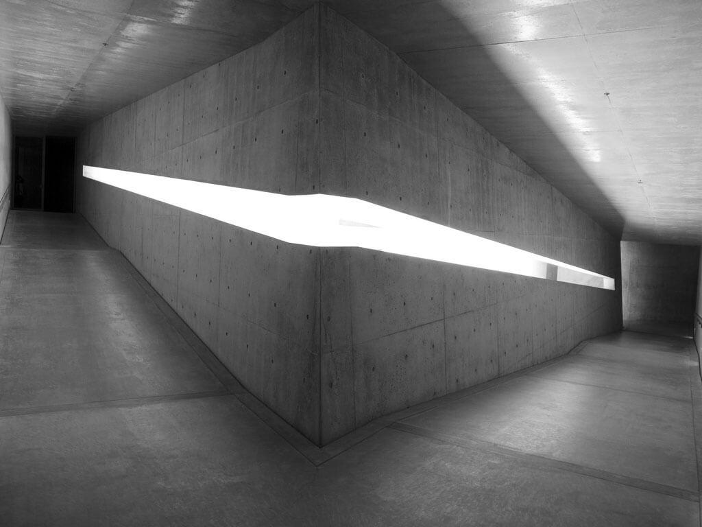 © Chi Chu Museum of Art – Naoshima – Tadao Ando