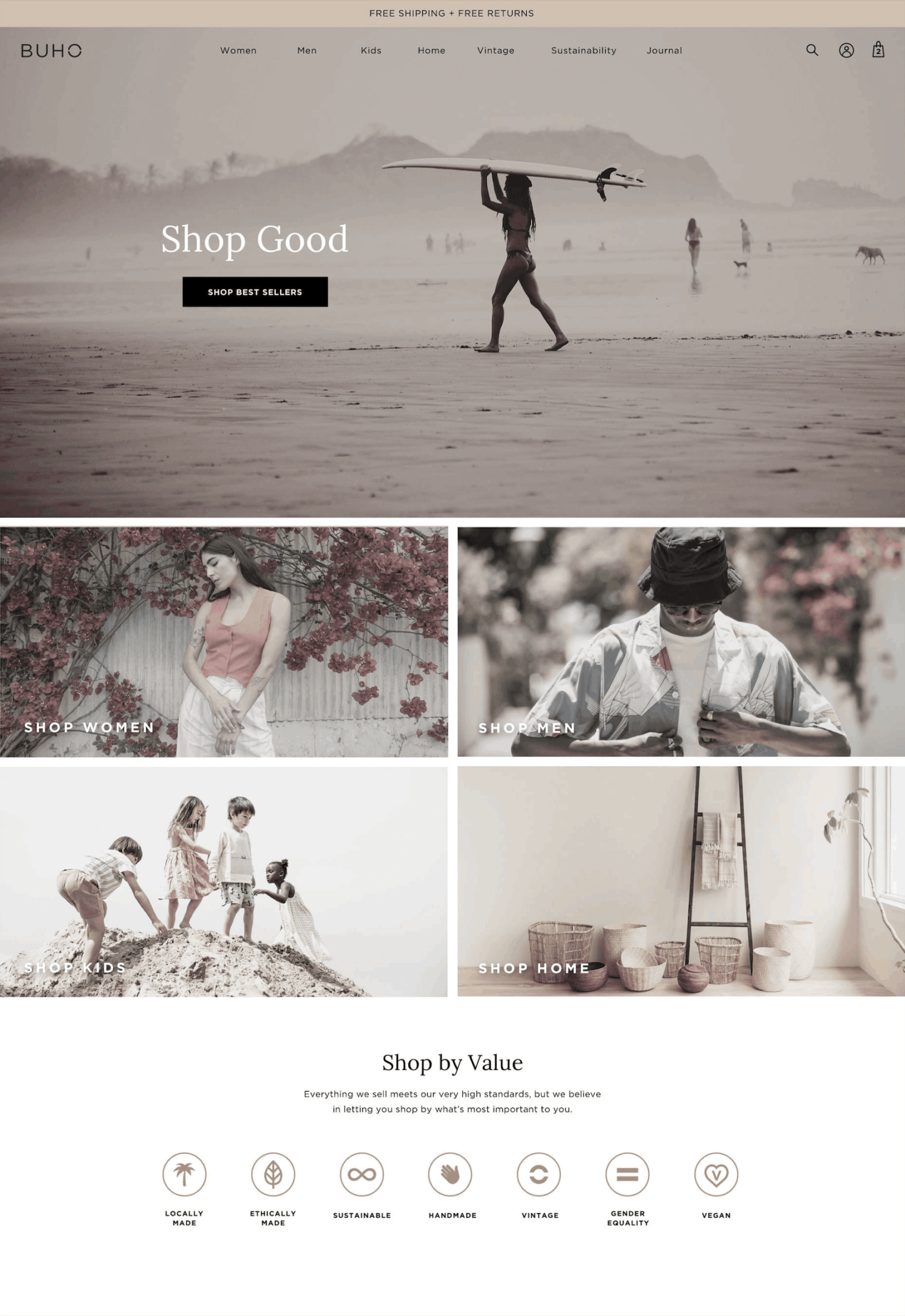 Buho shop by Value