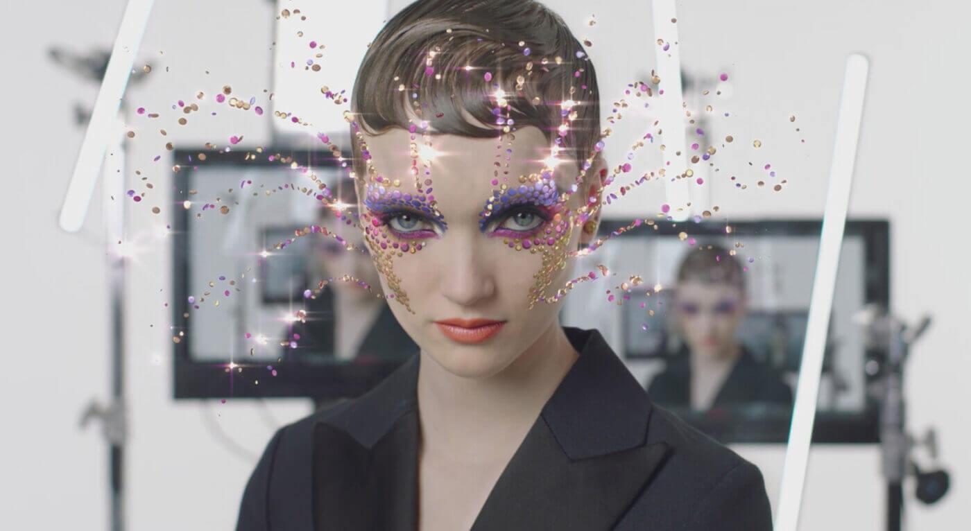 Dior Makeup x MNSTR