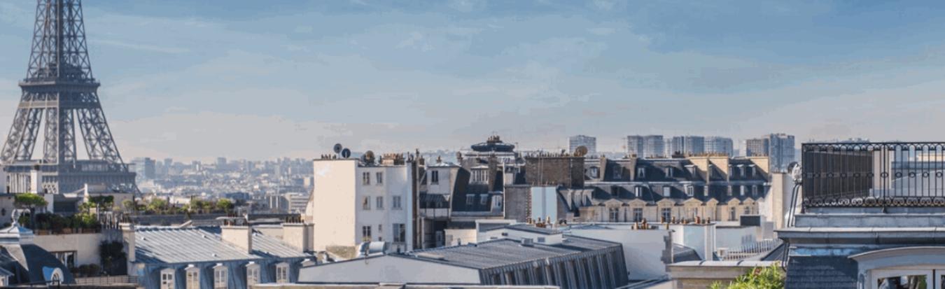 L'Oiseau Blanc Terrace Day