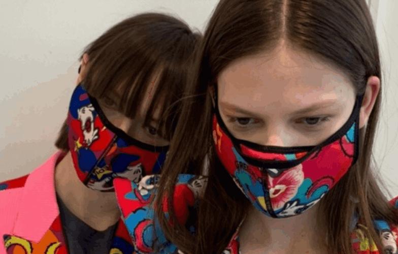 Les masques de la créatrice Park Youn hee ©GREEDILOUS