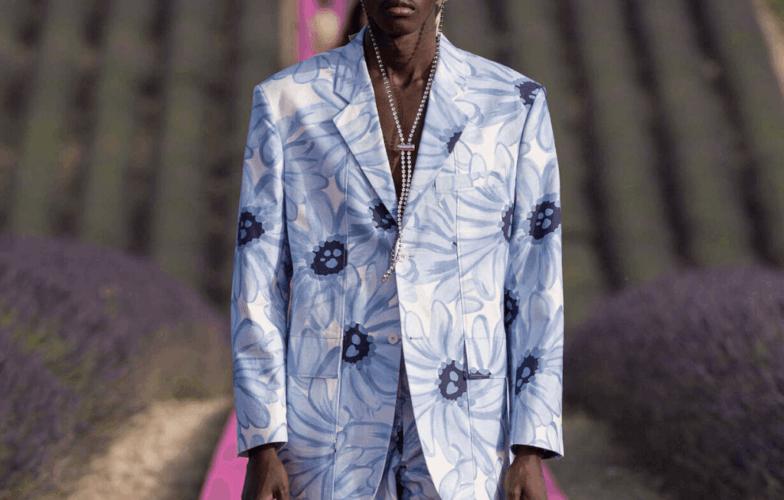 Menswear défilés Jacquemus Printemps Eté 2020 Valensole